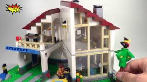 lego family house review 2013 creator summer set lego 31012