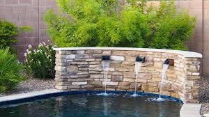outdoor water features custom built for your backyard
