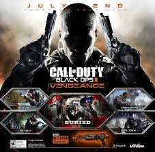 amazon com call of duty black ops ii vengeance online game code
