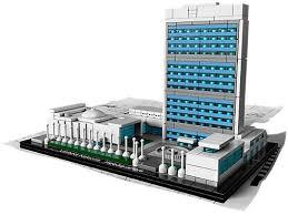 Lego Headquarters United Nations Headquarters 21018 Architecture Lego Shop