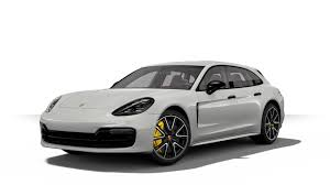 white porsche panamera most expensive porsche panamera sport turismo costs 235 560