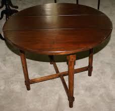 Drop Leaf Pedestal Table Side Table Antique Mahogany Drop Leaf Side Table Vintage Drop