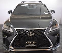 lexus service fife 2016 lexus rx f sport in washington for sale 16 used cars from