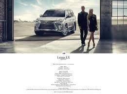 lexus usa jobs lexus lx serie ii on behance