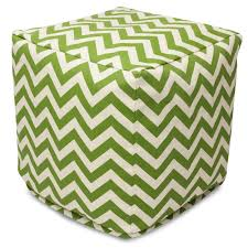 Bean Bag Furniture by Bean Bag Ottomans Poufs Patio Furniture Majestic Home Goods