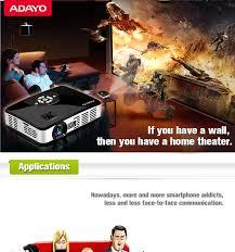 support 1080p hdmi movie data show full hd beamer cheapest mini
