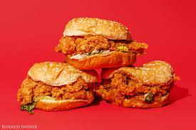 we tried kfc u0027superior u0027 chicken sandwich to challenge mcdonald u0027s