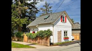 Home House Design Vancouver A Charming Laneway Cottage In Vancouver Smallworks Great Small