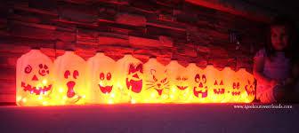 Gallon Milk Jug Crafts Halloween by Milk Jug Pumpkins I Geek Out Over Clouds