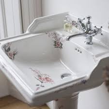 English Bathroom Burlington English Garden Square Basin 650mm Uk Bathrooms