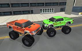 racing monster truck racing monster truck sim 3d android apps on google play