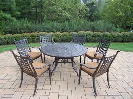Lazy Susan For Outdoor Patio Table by Round Patio Table Sets Starrkingschool