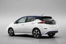 New Nissan Leaf 2018 A Bigger Range 378km On A Single Charge