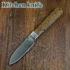 xinzuo new 440a pocket folding kitchen chef knife black tagayasan