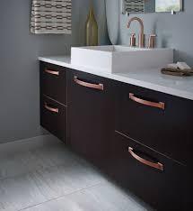 amerock 1902324 brushed copper cabinet hardware u003e cabinet