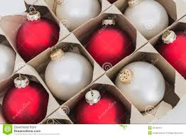 tree ornament box royalty free stock photography image