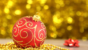 New Year Decoration Pics by Christmas And New Year Decoration Hanging Baubles Close Up