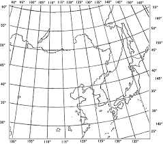 World Map With Longitude And Latitude Degrees by 9 2 Critique Of Fuller U0027s Dymaxion Map Compared To B J S Cahill U0027s