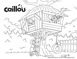 69 caillou kaapo images caillou coloring