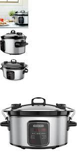 ebay kitchen appliances small kitchen appliances wifi enabled crock pot 6 quart slow