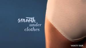 Vanity Fair Hi Cut Panties Vanity Fair Flattering Lace Hi Cut Panty Youtube