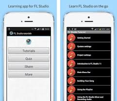 free fl studio apk free flstudio 12 11 tutorials apk version