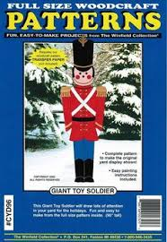 Christmas Outdoor Decorations Patterns by Giant Toy Soldiers This Christmas Yard Art Decoration Was Made