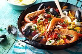 cuisine traditionnelle espagnole écouvrez avec nous la recette paëlla espagnole traditionnelle