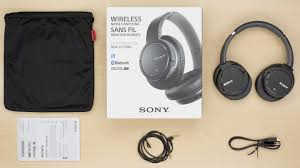 sony home theater headphones sony mdr zx770bn mdrzx770bn bluetooth headset review