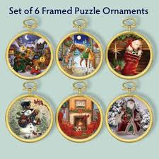 jigsaw puzzles ornament mini puzzles with frames