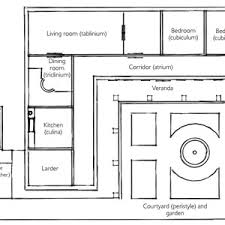 ancient greece floor plan ancient roman villas floor plans inside an villa diagram modern