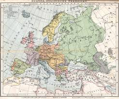 Europe Map In 1914 file europa politisch 1905 png wikimedia commons
