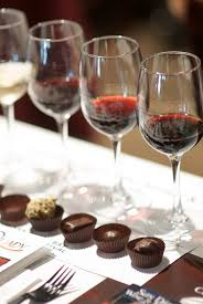 wine chocolate file wine and chocolate pairing jpg wikimedia commons