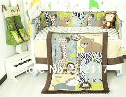 Green And Brown Crib Bedding by Online Get Cheap Brown Crib Bedding Sets Aliexpress Com Alibaba
