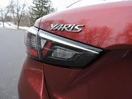 toyota yaris lexus lights 2016 toyota yaris sedan review autoguide com news