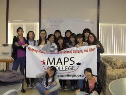 Cerritos College Map Maps 4 College College Prep Mentoring In Los Angeles Ca