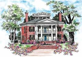plantation house plans plantation house plan with 4000 square and 4 bedrooms s from