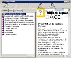afficher outlook sur le bureau outlook pc utiliser l aide assistance orange