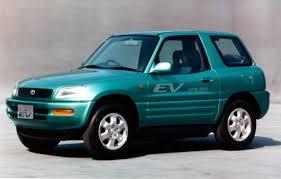 toyota rav4 electric range toyota rav4 ev to be shown at la motor aol uk cars