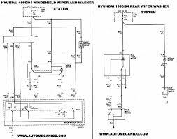 hyundai excel wiring diagram database wiring diagram