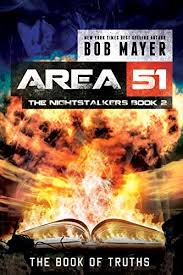 amazon com the book of truths area 51 the nightstalkers book 2