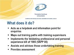 What Does It Help Desk Do Helping You Get Back To Studies Martine Carette Continuing