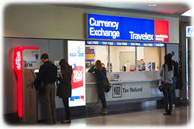 bureau de change aeroport financial services prague airport prg
