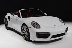 white porsche truck 2017 porsche 911 turbo s detroit 2016 photo gallery autoblog
