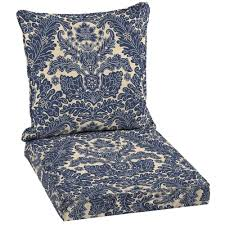 Settee Cushion Set by Outdoor Chair Cushions Outdoor Cushions The Home Depot