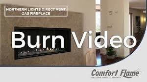 Comfort Flame Fireplace Northern Lights Gas Fireplaces Comfort Flame