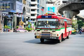 How To Bus Tables Buses In Bangkok