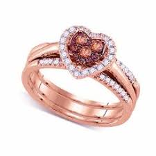 engagement sets bridal sets gold sears