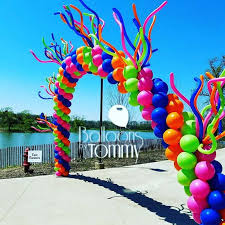 8 best neon and uv glowing balloon decor images on pinterest