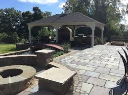 Paver Patio Nj by Concrete Pavers U0026 Stone Retaining Wall Blocks In New Jersey